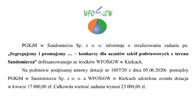 Segregujemy i promujemy... - konkursy dla uczniów szkół podstawowych z terenu Sandomierza